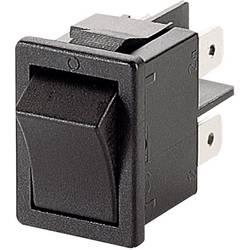 Vippströmbrytare 250 V/AC 10 A 2x Av/På Marquardt 1858.1102 IP40 låsande 1 st