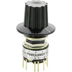 Vrtljivi gumb za stopenjsko vrtljivo stikalo 90900601 Marquardt