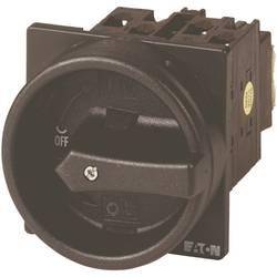 Eaton T0-2-1/EA/SVB-SW-Odmični prekidač sa zaključavanjem, 20A, 1x90°, crn, 6.5kW, 1 komad 41246