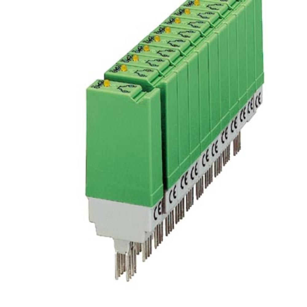 Polprevodniški rele 10 kosov Phoenix Contact ST-OV2- 24DC/ 24DC/5 obremenilni tok (maks.): 5 A preklopna napetost (maks.): 30 V/