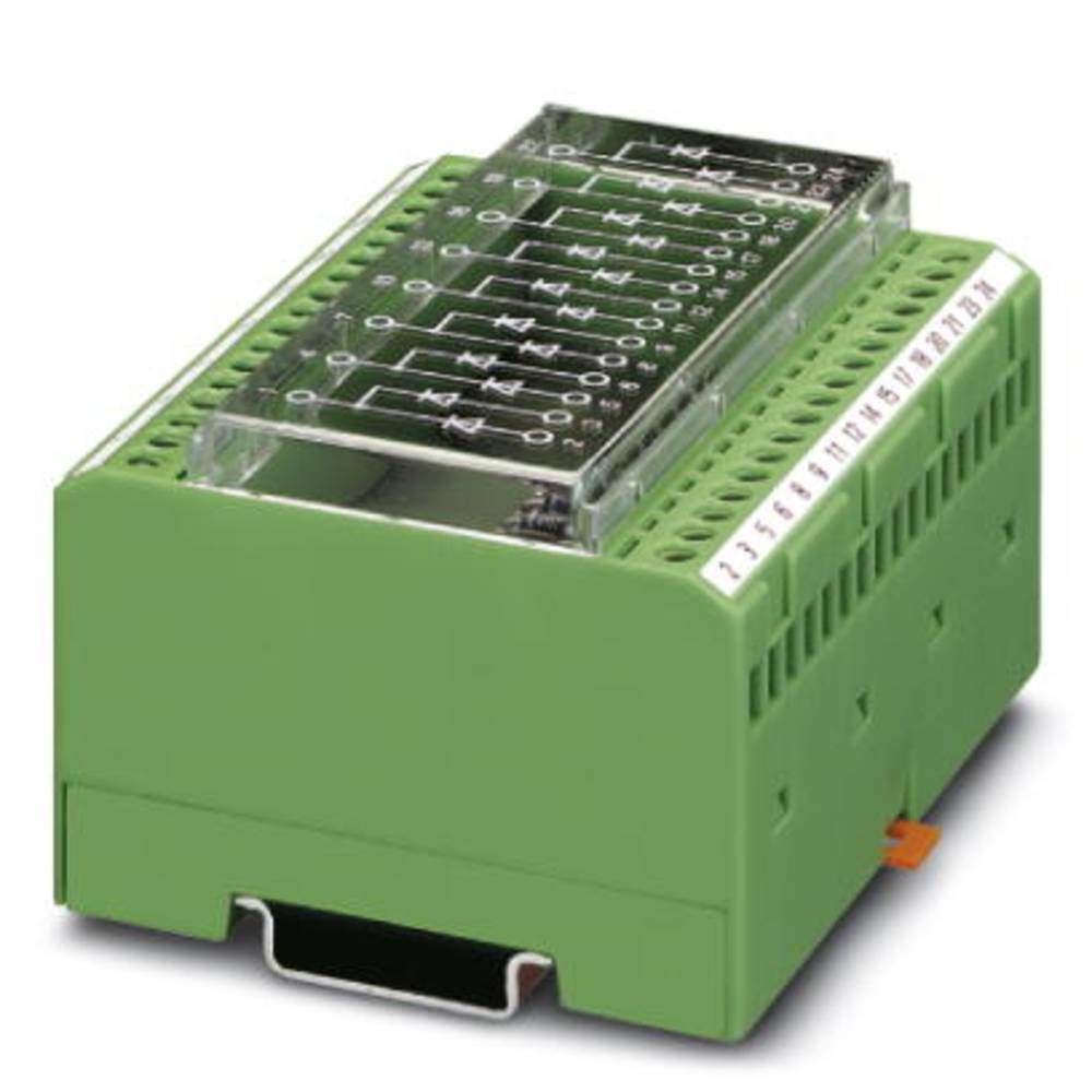 Diodenbaustein (value.1292956) 5 stk Phoenix Contact EMG 90-DIO 16E/LP 250 V/AC (max)