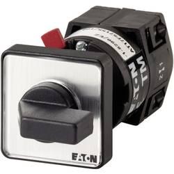 Eaton TM-1-8210/EZ-Odmični prekidač, 10A, 2x60°, siv, crn, 3kW, 1 komad 15137