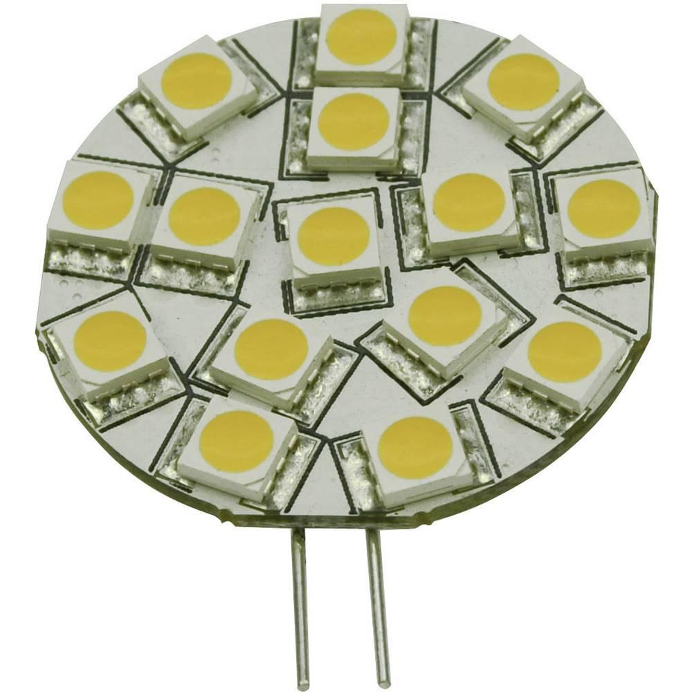 SMD LED žarnica-modul DIODOR-LED15MG4L, topla bela svetloba, G4, 2,6W DIO-LED15MG4L