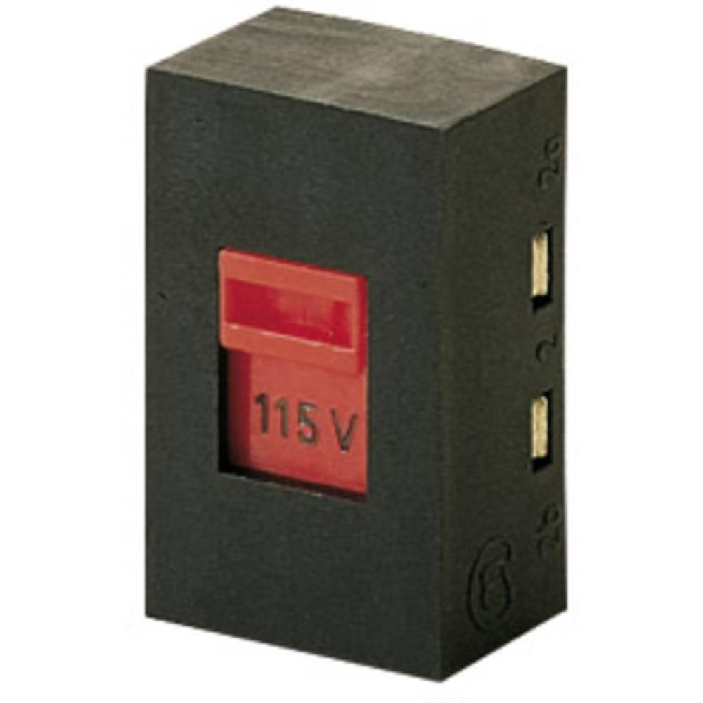 Klizni prekidač 250 V/AC 5 A 2 x uklop/uklop Marquardt 4021.4620 IP40 1 kom.