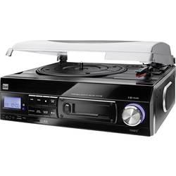 USB-skivspelare Dual DTTC 100 Svart
