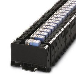 Relejni modul 10 kom. Phoenix Contact EMG 17-REL/KSR-G 24/SO38 BK nazivni napon: 24 V/DC uklopna struja (maks.): 10 A 1 zatvarač