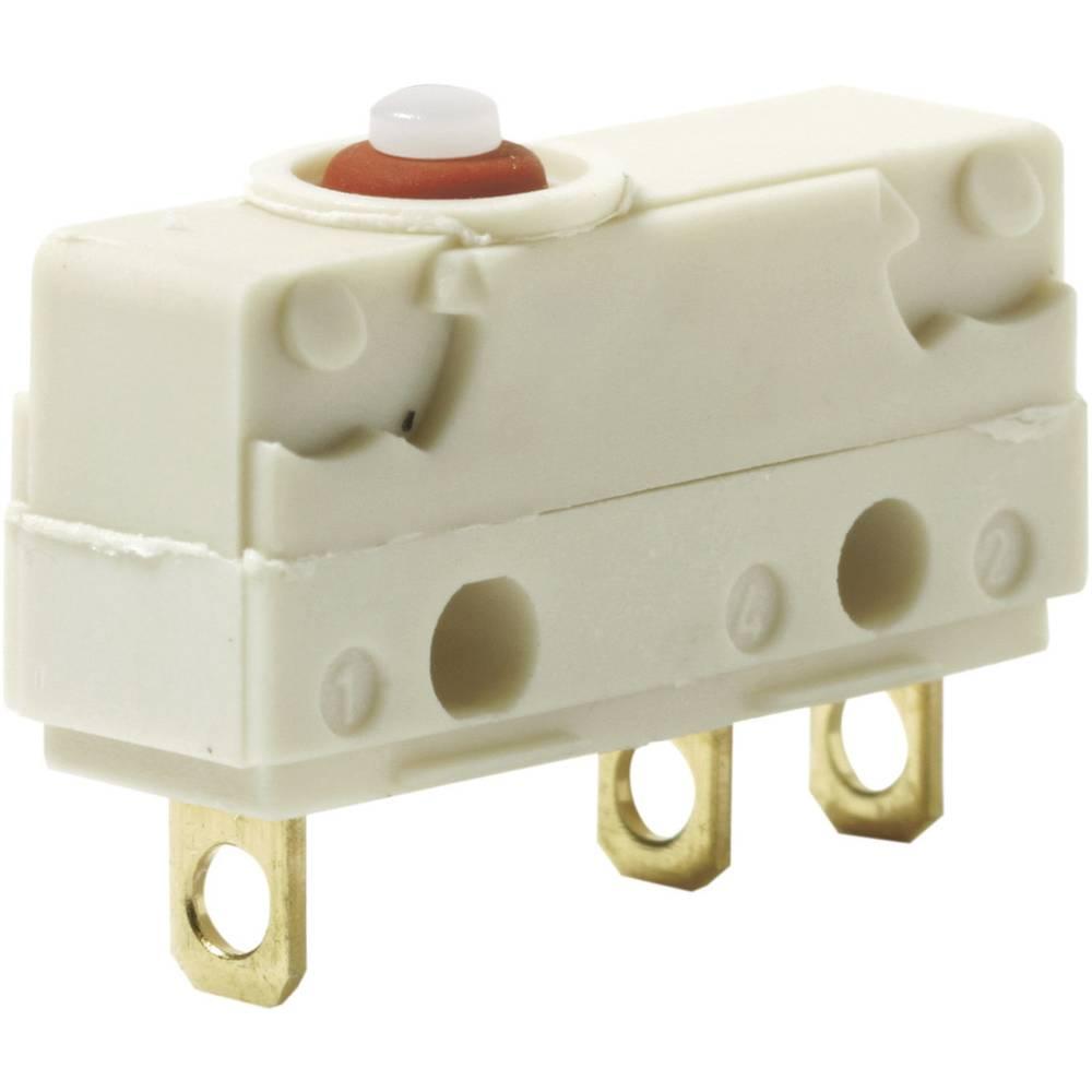 Saia mikroprekidač serije V4N1preklopni kontakt priključakzalemljenje 250 V/AC IP67 V4NST7Y3UL