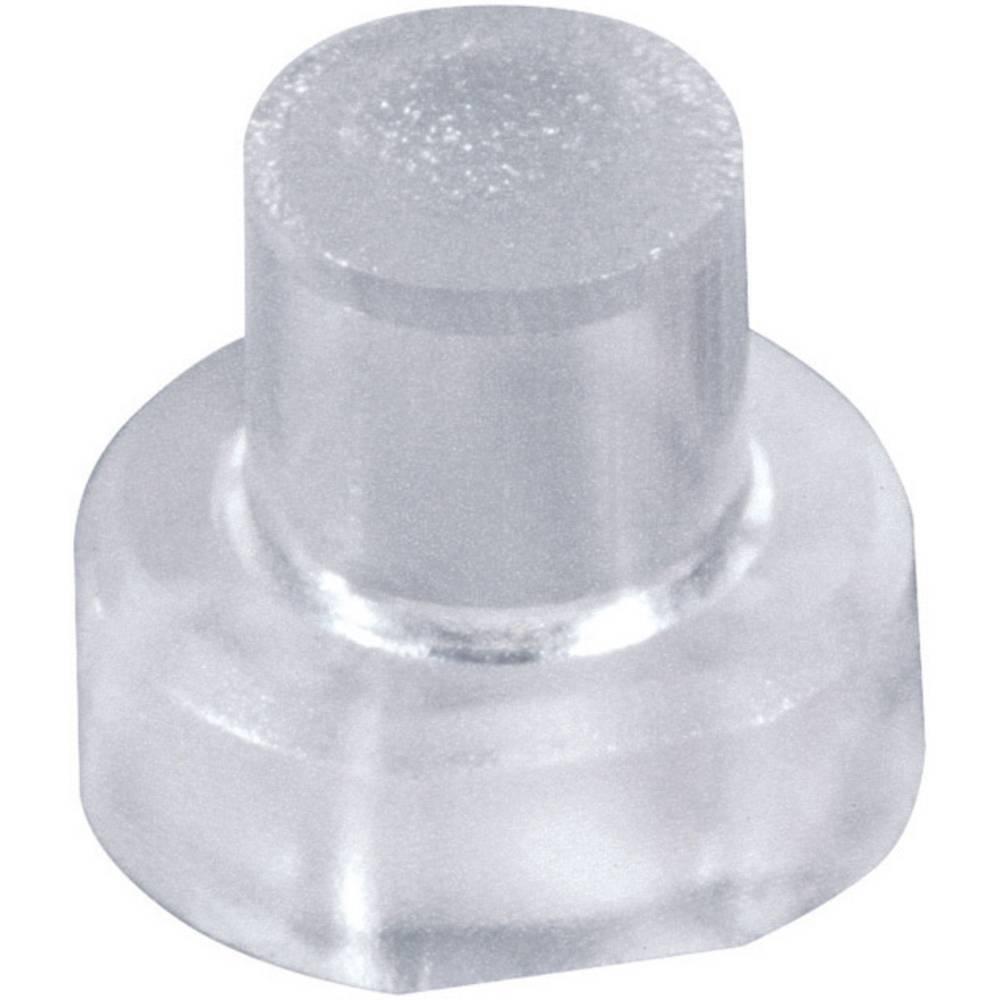Pokrov za tipko, prozoren MEC 1S11-16.0 1 kos