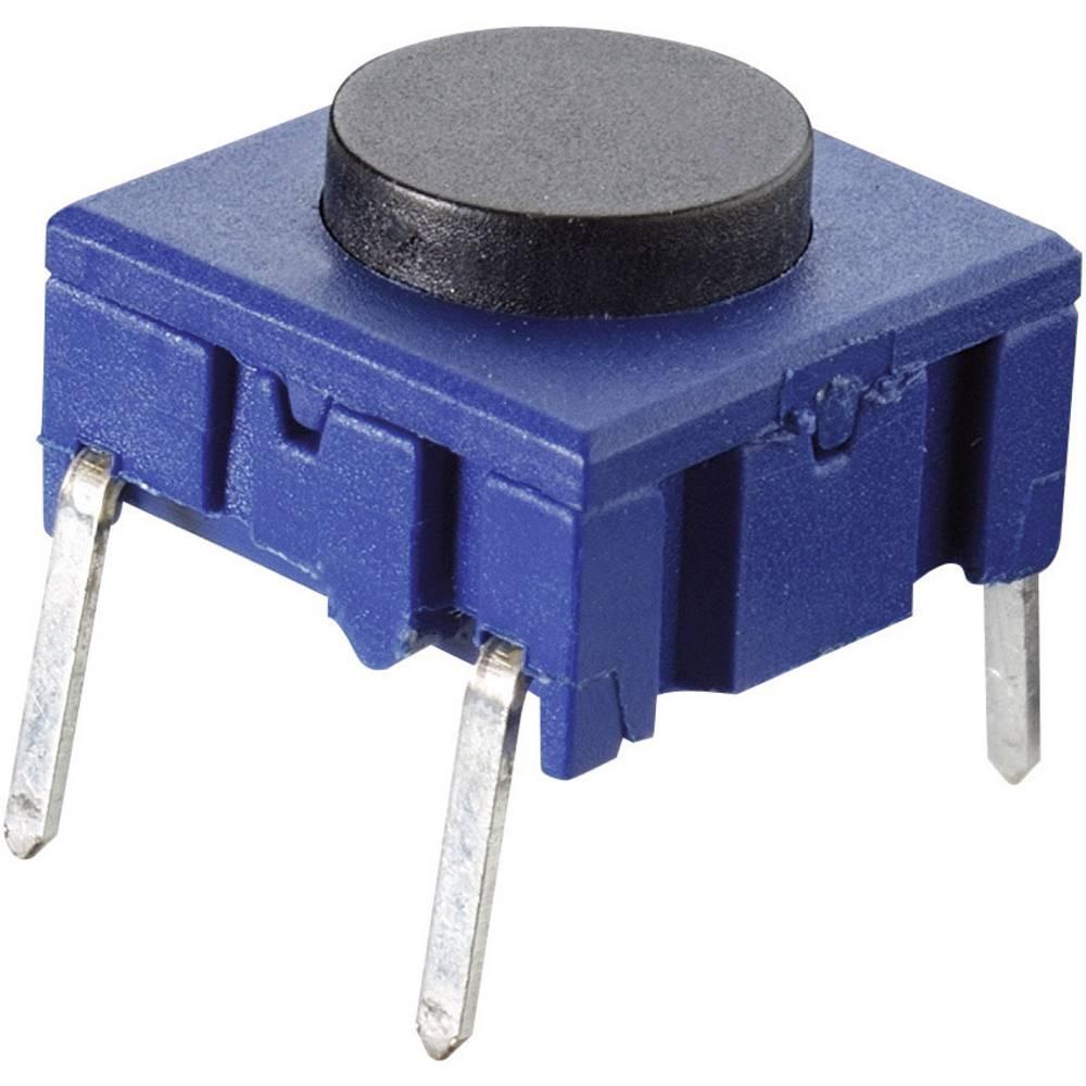 Pritisna tipka 24 V/DC 0.05 A 1 x izklop/(vklop) MEC 3ETH9-10.4 IP67 tipkalno 1 kos
