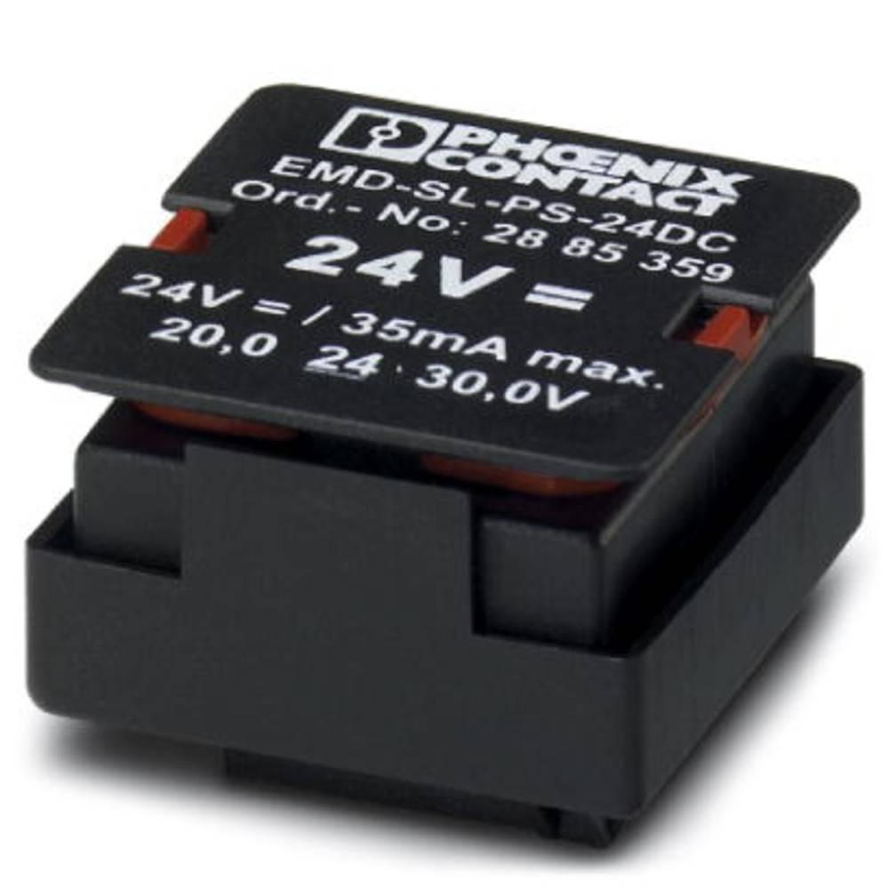 Močnostni modul za nadzorni rele 1 kos Phoenix Contact EMD-SL-PS- 24DC primeren za serijo: Phoenix Contact Serie EMD-SL