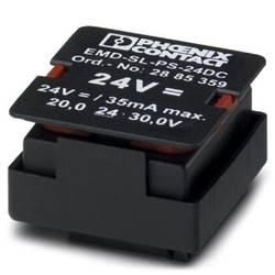 Powermodul für Überwachungsrelais (value.1502752) 1 stk Phoenix Contact EMD-SL-PS- 24DC Passer til serie: Phoenix Contact Serie
