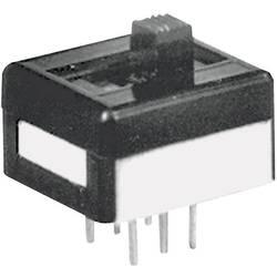 APEM 25146N090 25146NAH Slide Switch 25146NAH 2 x on/off 250 Vac 2 A