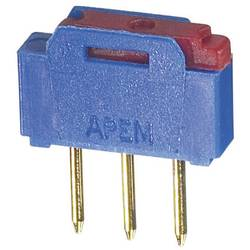 APEMSlide switchesNK236H 1 x on/on 12 Vac 0,5 A