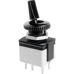 Vippeafbryder APEM 250 V/AC 3 A 2 x Off/On Klikkende 1 stk
