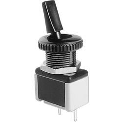 Vippeafbryder APEM 250 V/AC 3 A 1 x Off/On Klikkende 1 stk