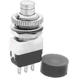 APEM Miniature-trykknap 220 V/AC 2 A serie 10400 10435A N/A