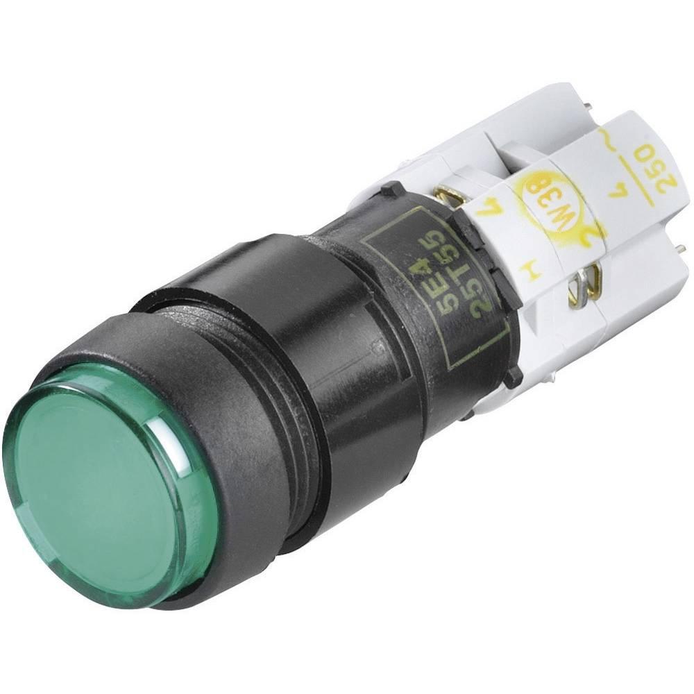 Signalno svjetlo 42 V crna RAFI sadržaj: 1 kom.