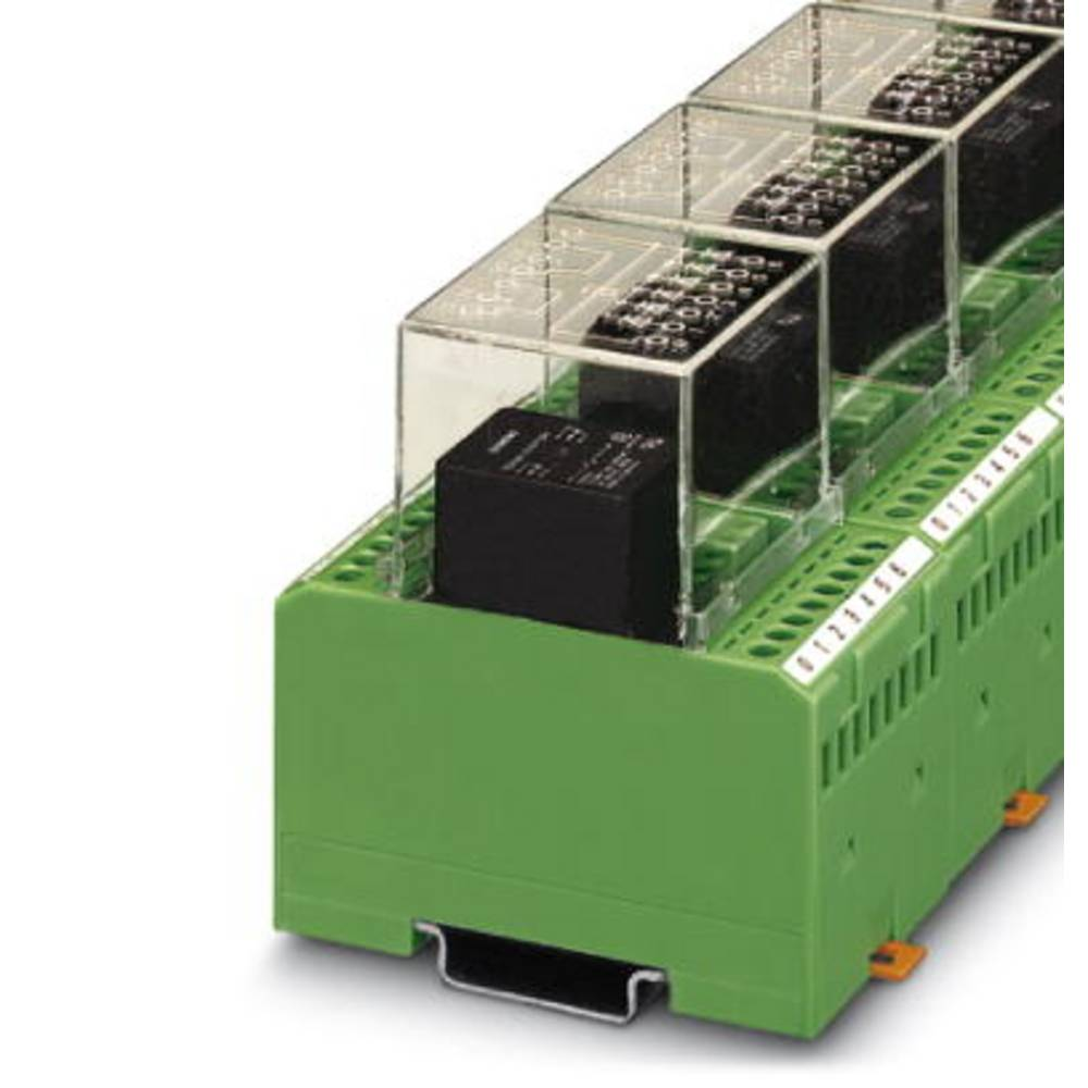 Relaisbaustein (value.1292895) 5 stk Phoenix Contact EMG 45-REL/IR-W230/HWR Nominel spænding: 230 V/AC Brydestrøm (max.): 3 A 2