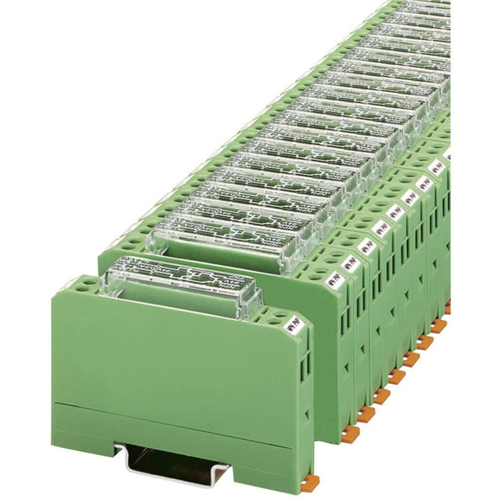 Relejski modul 10 kosov Phoenix Contact EMG 12-REL/KSR- 24/1 1 zapiralni