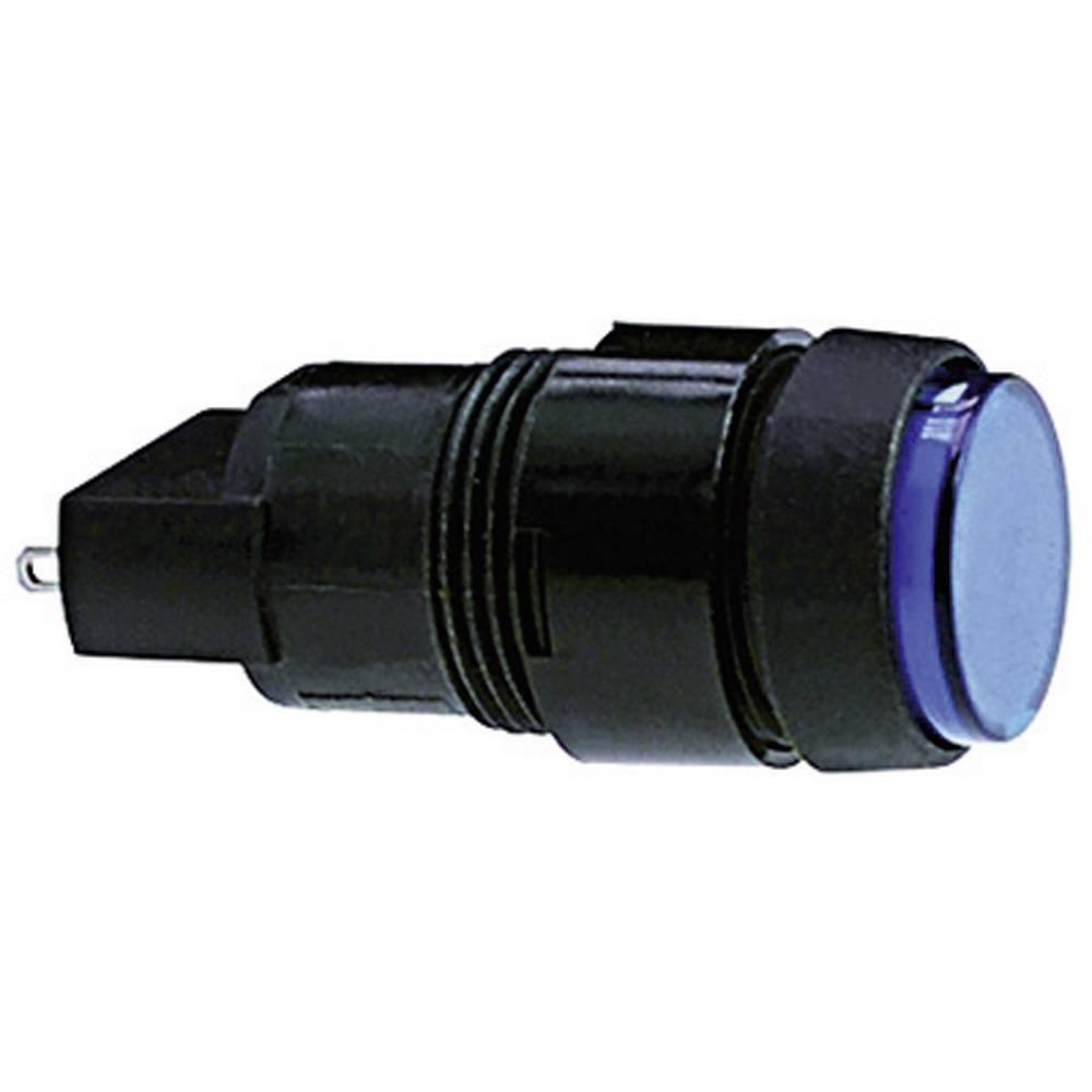 Industrijsko pakirane signalne luči s podnožjem za žarnico LUMOTAST 75 maks. 35 V 1.2 W podnožje=T4.5 RAFI vsebina: 10 kosov