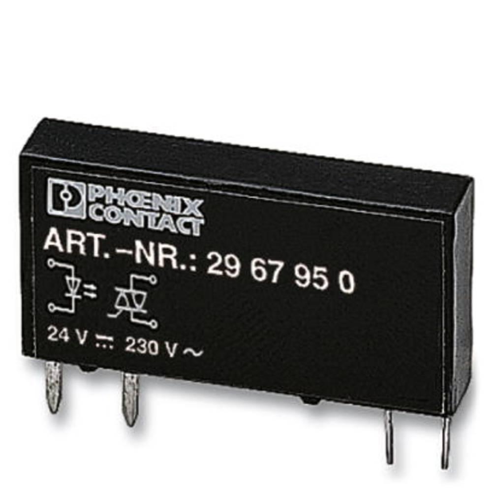 Polprevodniški rele 10 kosov Phoenix Contact OPT-24DC/230AC/ 1 obremenilni tok (maks.): 750 mA preklopna napetost (maks.): 253 V