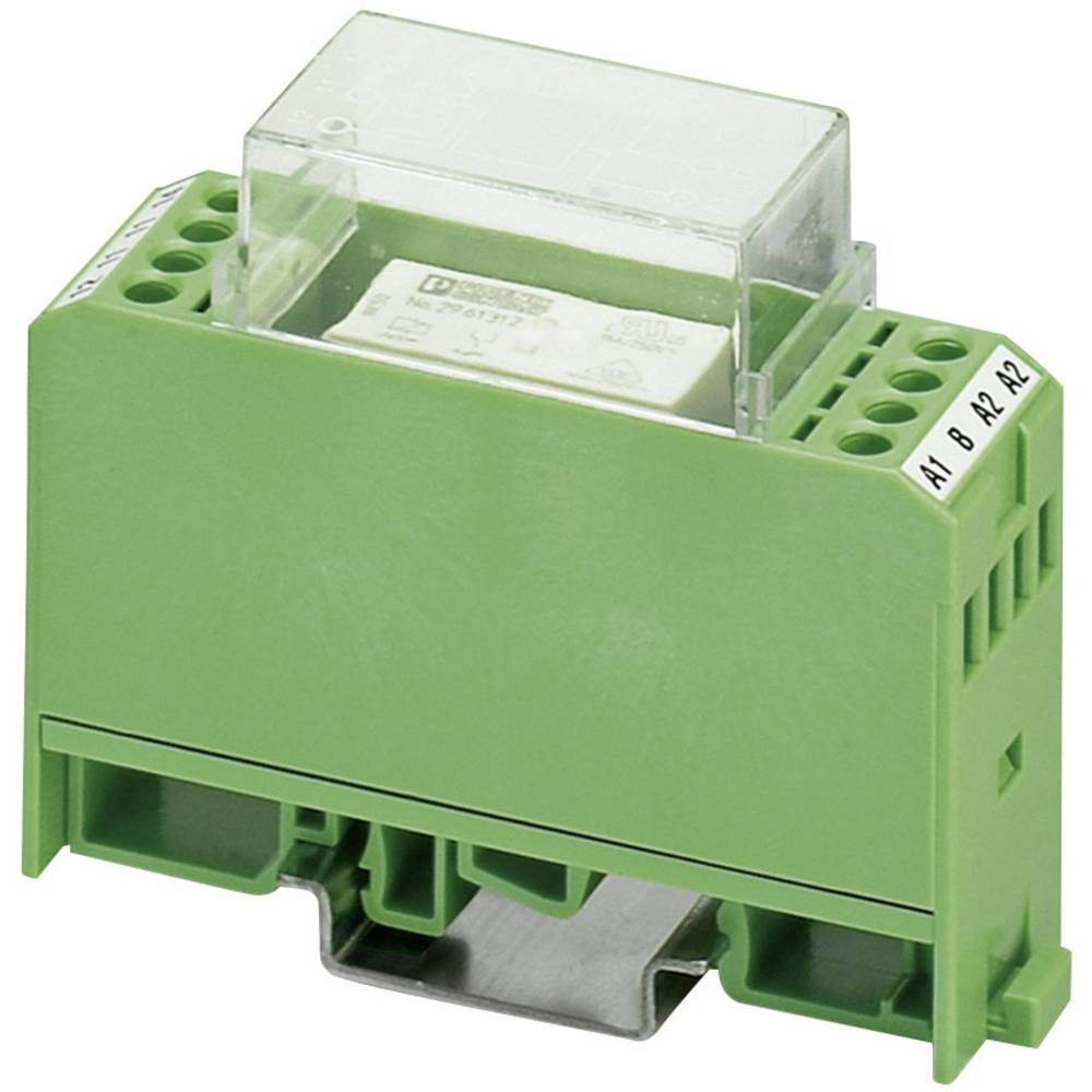 Relækomponent 10 stk Phoenix Contact EMG 22-REL/KSR-G 24/TRN24/SO62 2 x sluttekontakt