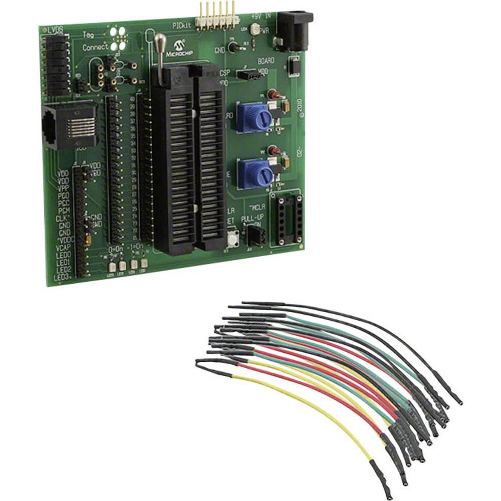 Univerzalni programski modul Microchip Technology AC162049, AC162049-2