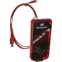 Razhroščevalnik Microchip Technology PICkit 3 In-Circuit Debugger PG164130