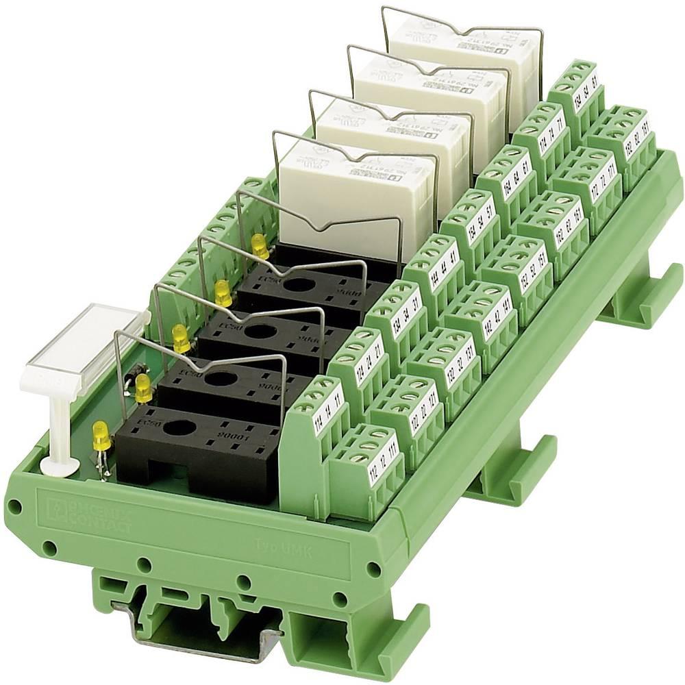 Relejsko tiskano vezje, neopremljeno 1 kos Phoenix Contact UMK- 5 REL/KSR- 24/230/KRK-5S