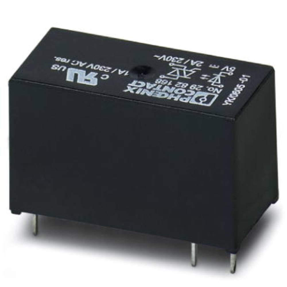 Polprevodniški rele 10 kosov Phoenix Contact OPT-24DC/230AC/ 2 obremenilni tok (maks.): 2 A preklopna napetost (maks.): 253 V/AC