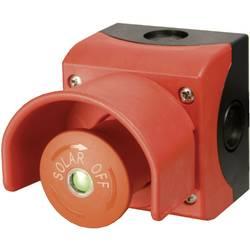 Eaton M22-SOL-PVT45PMPI11Q-Prekidač za izključenje sa zašt., 230 V/AC, 6A, 1 x radni + 1 x mirovni kont., 1 kom 150644