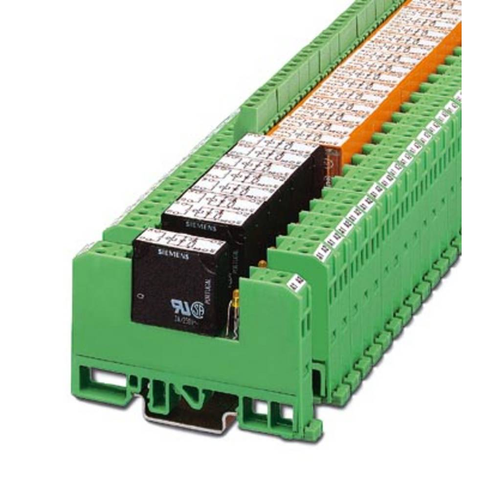 Relejski modul 10 kosov Phoenix Contact EMG 10-REL/KSR-G 24/21-LCU nazivna napetost 24 V/DC preklopni tok (maks.): 6 A 1 izmenje
