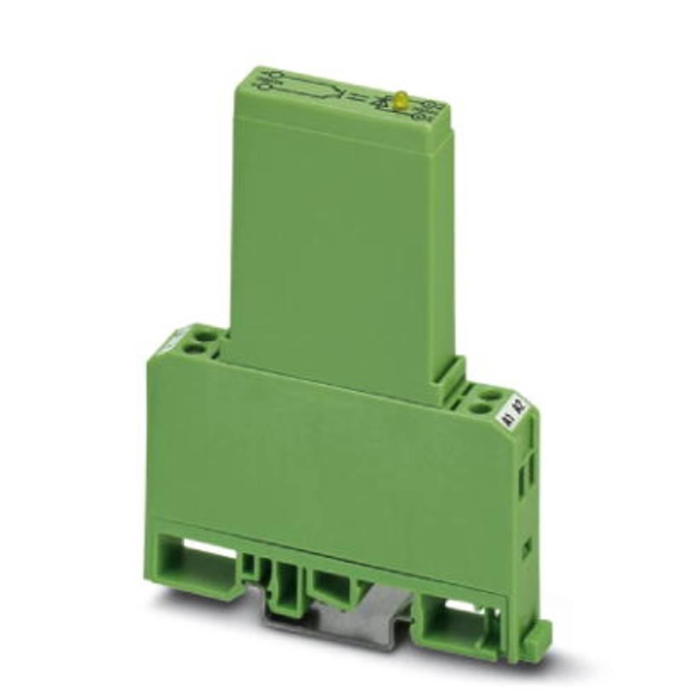 Polprevodniški rele 10 kosov Phoenix Contact EMG 12-OV- 24DC/ 60DC/1 obremenilni tok (maks.): 1 A preklopna napetost (maks.): 60