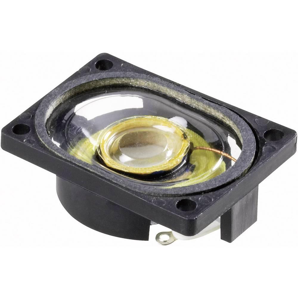Miniaturni zvočnik LSM-SK serije, glasnost: 84 dB 8 Ohm, nazivna moč: 2000 mW 450 Hz 130025