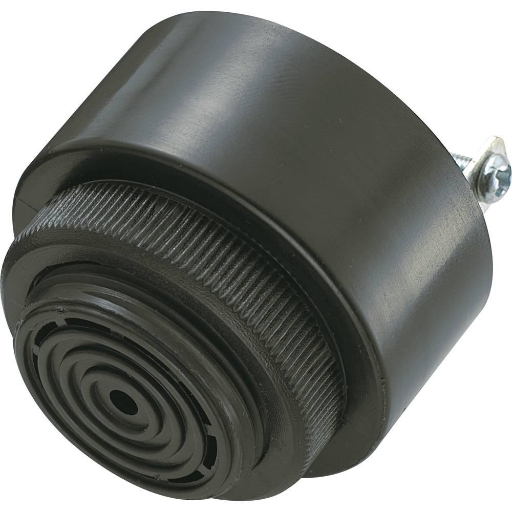 Piezo-alarm (value.1782093) Støjudvikling: 80 dB Spænding: 230 V KEPO KPI-G4321-230VAC-6304 1 stk