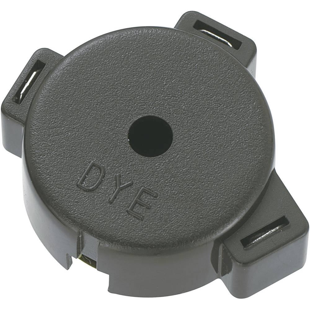 Piezo signalizator KP serije,glasnoća: 90 dB 9 V/AC, prijemel. struje 2 mA KPT-G2328BP-6242 KEPO