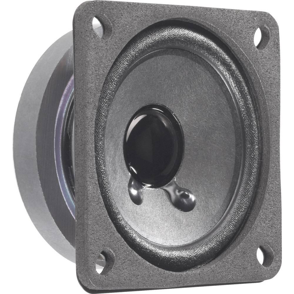 ŠIROKOPASOVNI zvočnik, 6,5 cm, 84 dB 8 Ohm, nazivna moč: 8 W 150 Hz 2018 Visaton
