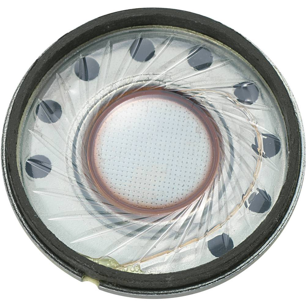Miniaturni zvočnik KP 90 dB +3 dB 8 Ohm, nazivna moč: 1 W 400 Hz + 20 % KP3246SP1F-5839 KEPO