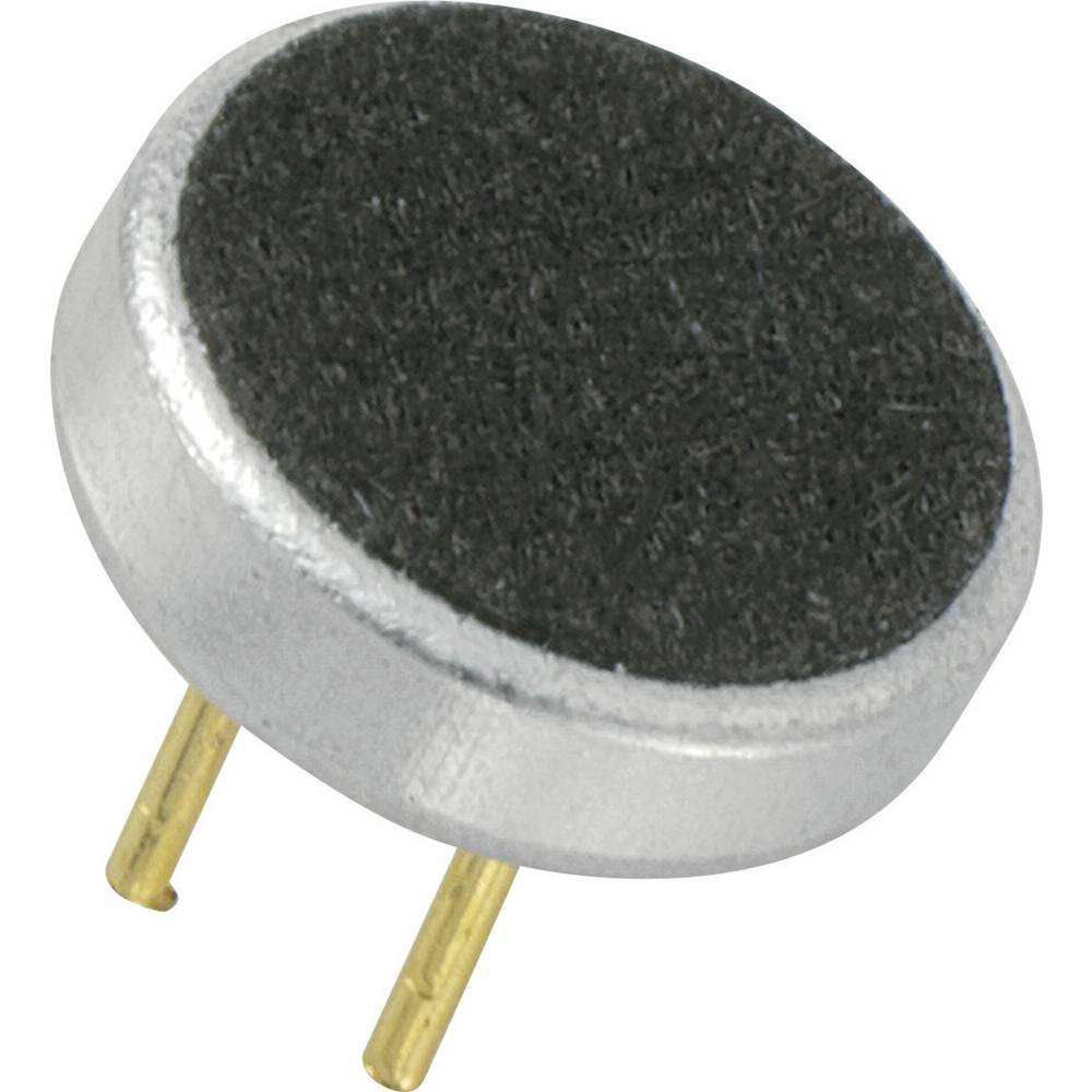 Glava mikrofona KPCM, 2 V/DC,osjetljivost: 44 dB + 3 dB, KPCM-G60H15PC33-44DB-1177 KEPO
