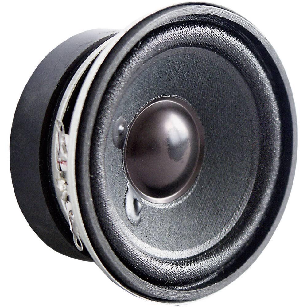 Ĺ irokopojasni zvučnik, 5 cm,glasnoća: 84 dB 2212 Visaton