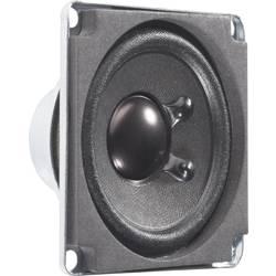Miniature højttaler Støjudvikling: 80 dB 4 W Visaton 2220 1 stk