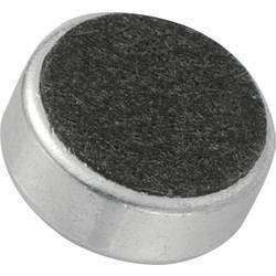 Mikrofonkapsel KPCM-serie Driftsspænding: 2 V/DC Følsomhed: 44 dB ± 3 dB Frekvensområde: 100 - 10000 Hz