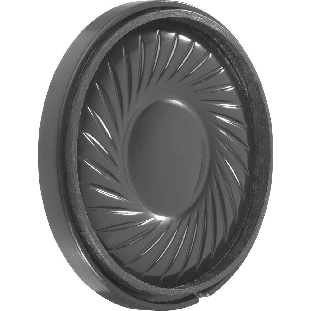 Miniature højttaler Støjudvikling: 77 dB 1 W Visaton 2913 1 stk
