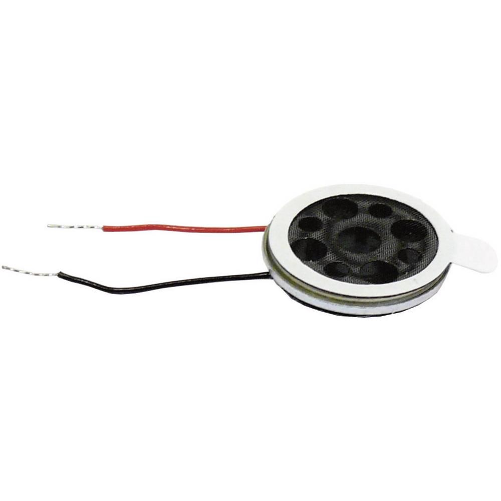 Miniaturni zvočnik 16 mm 71 dB 50 ? nazivna moč: 0.5 W 1005Hz 2816 Visaton