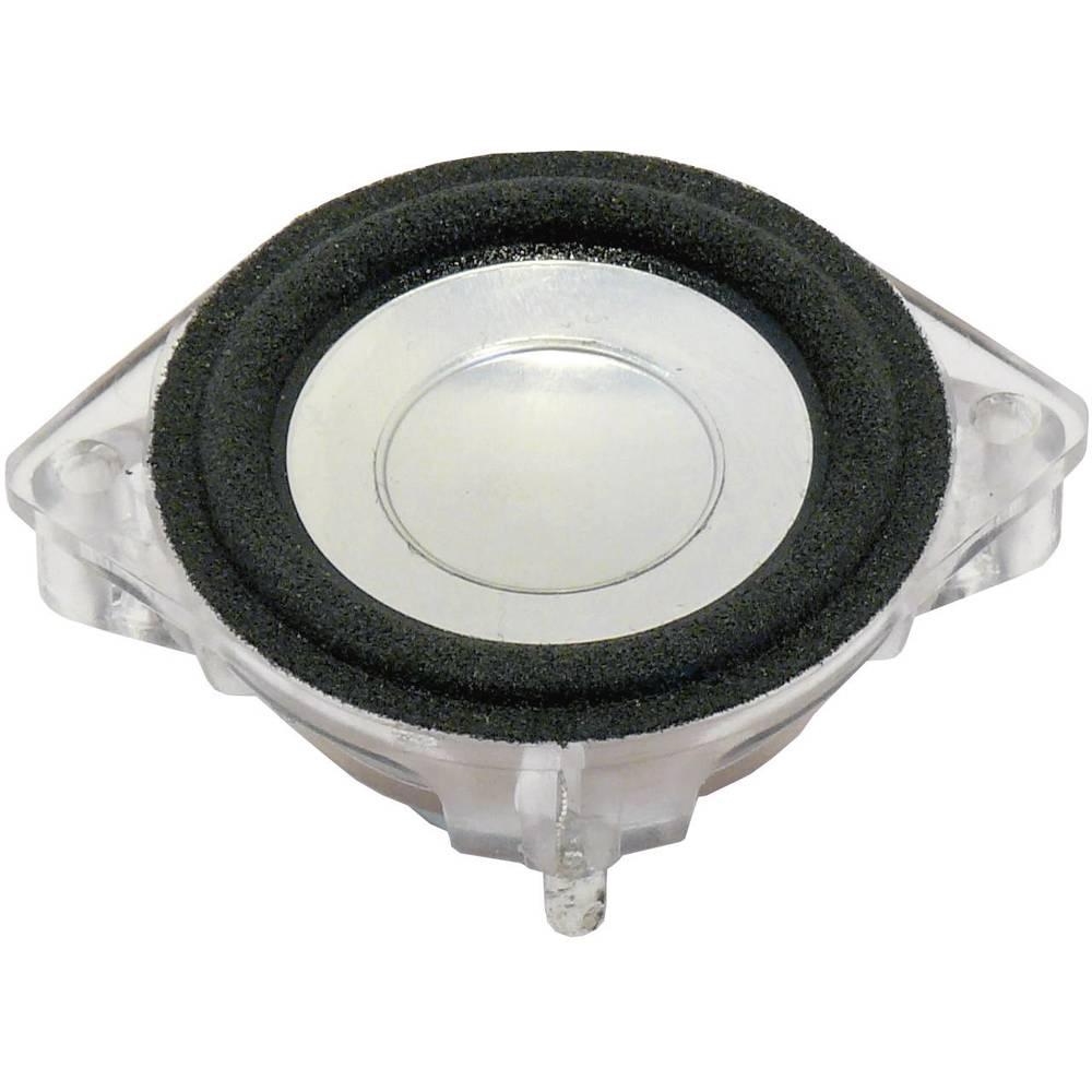 Miniature højttaler Støjudvikling: 79 dB 4 W Visaton 2240 1 stk
