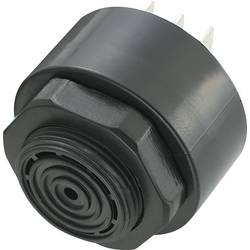 Piezo-alarm (value.1782093) Støjudvikling: 80 dB Spænding: 12 V KEPO KPI-G4312-6292 1 stk