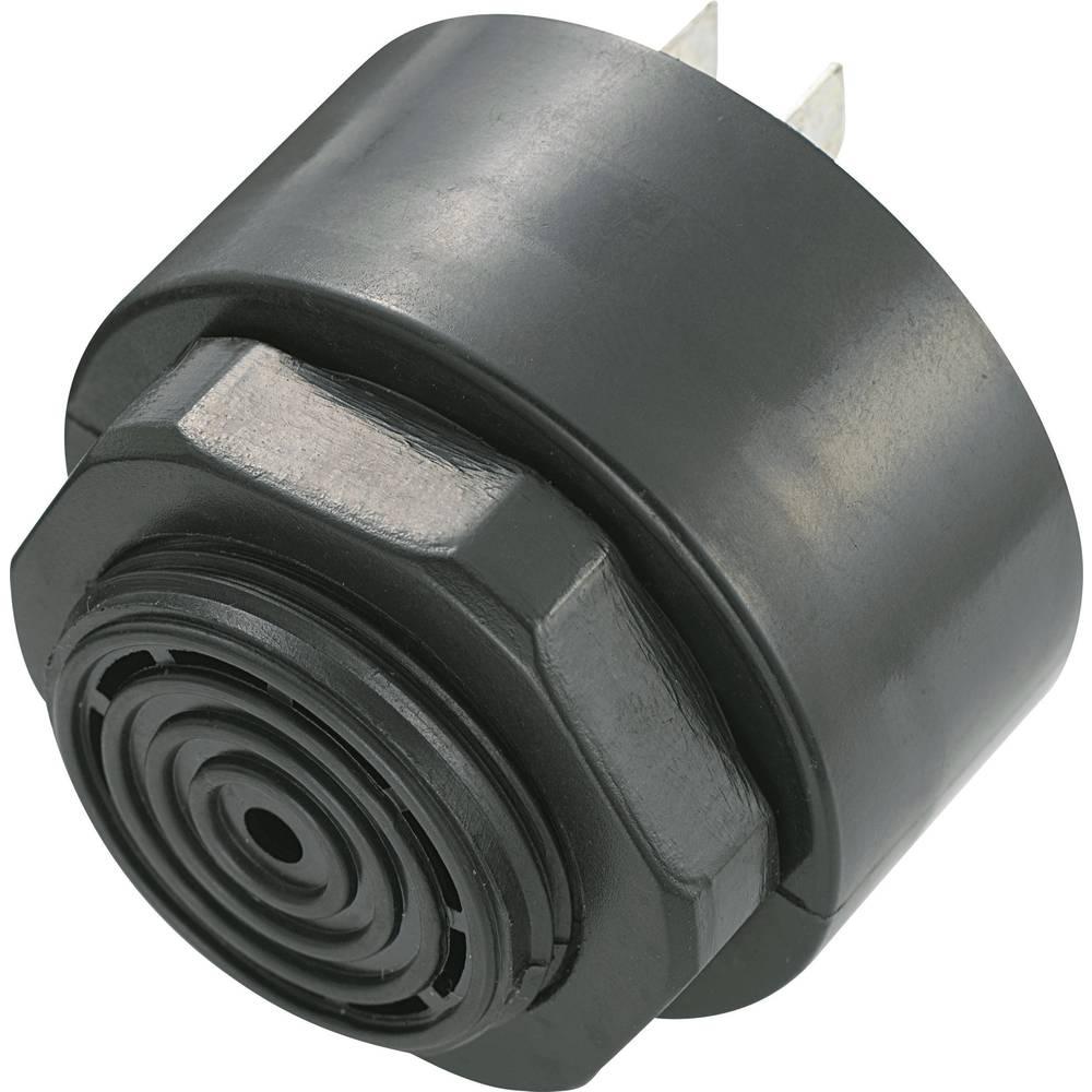 Piezo-Brenčač KPI serije, glasnoća: 80 dB 230 V/AC KPI-G4310-230VAC-6296 KEPO