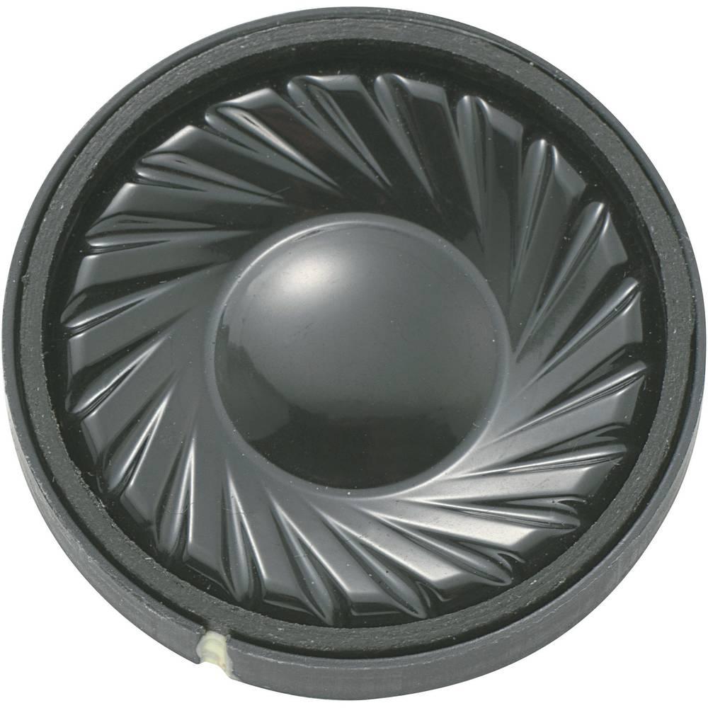 Miniaturni zvočnik KP 91 dB +3 dB 8 Ohm, nazivna moč: 0.5 W 330 Hz + 20 % KP5083SP1-5844 KEPO