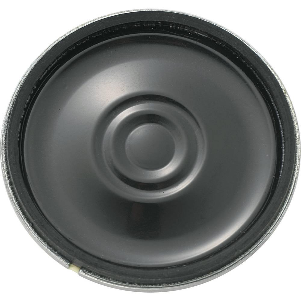 Miniaturni zvočnik KP 92 dB +3 dB 8 Ohm, nazivna moč: 0.7 W 650 Hz + 20 % KP2848SP1F-5836 KEPO