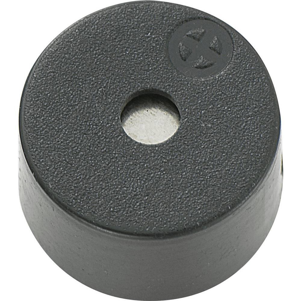 Magnetno brenčalo z elektroniko serije KPX 85 dB Obratovalna napetost (tekst)=12 V/DC KPX-G1212B-6401 KEPO